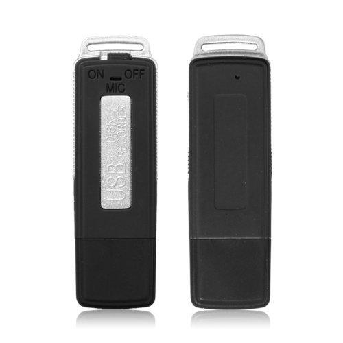 FLASH PEN DRIVE 8 GB REGISTRATORE AUDIO VOCALE MICROSPIA