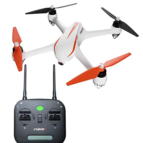 Drones with Camera and GPS – B2C Specter MJX Bugs 2 1080p Drones for Adults or Teens, Brushless GPS Drone with Return Home Function and Extra Battery