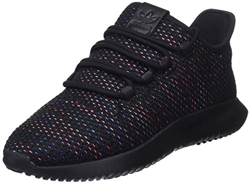 adidas Men's Tubular Shadow Hi-Top Trainers, Black (Black Aq1091), 8 UK