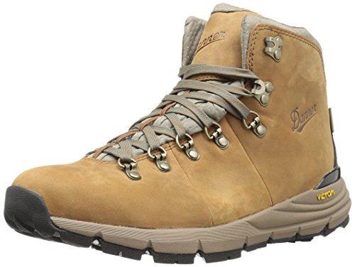 Danner womens Mountain 600 Full Grain Hiking Boot, Rich Brown - Full Grain, 10.5 US