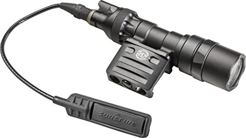 SureFire M312C Compact Scout Light with RM45 Low Profile Mount & DS07 Switch