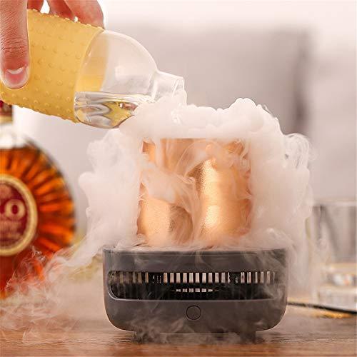 Mini istantaneo della tazza del ghiaccio della tazza del ghiaccio della mini tazza istantanea di USB della bevanda ghiacciata portatile della birra della bevanda del congelatore con la tazza di ,Gold