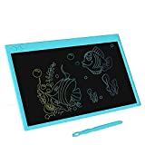Proffisy LCD Writing Tablet 16 Inch USB Rechargable Electronic Writing Board Doodle and Scribble Board Magnetic MeMO Notes for Kids and Adults at Home (16 Inch - Singlecolor -White)