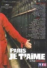 Paris je t'aime [Francia] [DVD]