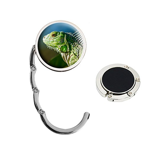 Lizard Head N56 - Bolso de mano (metal, ideal para regalo de cumpleaños)