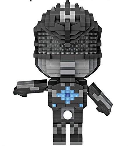XIONGXI Der Geburtstag der Kinder des umgebenden Charaktermodells des Films handgemachtes Puzzlespielgeschenk der kleinen Partikel 3D