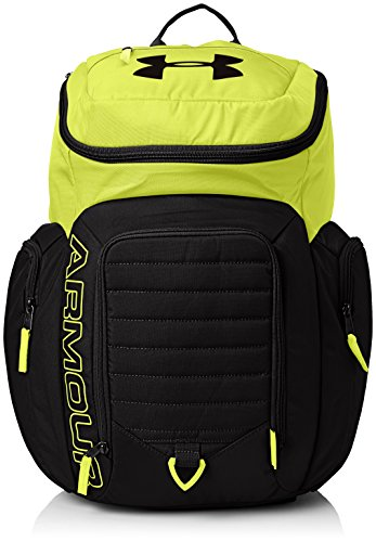 Under Armour Storm Undeniable II Backpack, High-Vis Yellow /Black, One Size Fits All