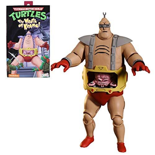 Figurine NECA Teenage Mutant Ninja Turtles The Wrath of Krang Deluxe Action Figure (Vol No.2)