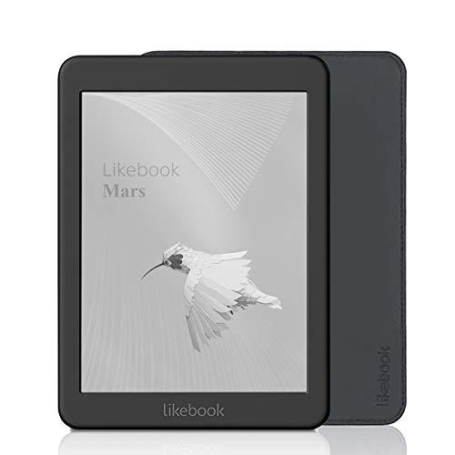 Tooart E-Reader,Mars Lector De Libros Electrónicos De...