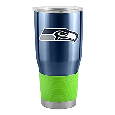 seahawks insulated water bottle