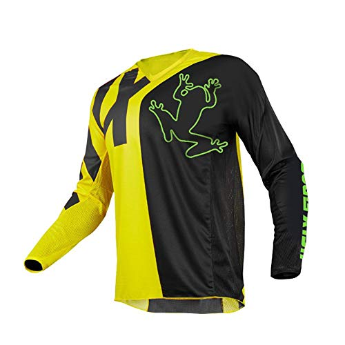 Uglyfrog 2020 Downhill Trikot Herren Mountainbike Freeride BMX Fahrradtrikot Motocross MTB/Downhill Bekleidung
