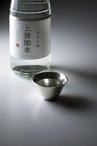 上善如水純米吟醸[日本酒新潟県720ml]