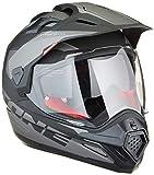 Astone Helmets Casque Moto Intégral Crosstourer, Noir Matt, Taille M