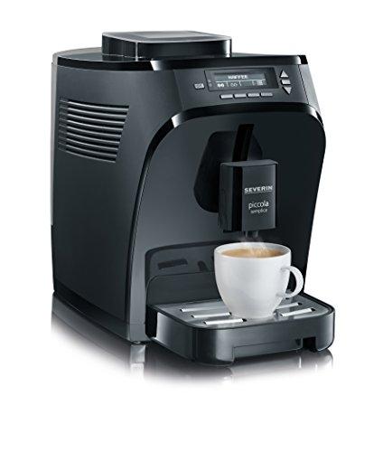 Severin KV 8080 PICCOLA semplice Cafetera Superautomática, 1600 W