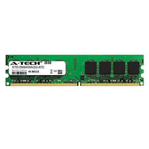 A-Tech 2GB Replacement for Kingston KTD-DM8400A/2G - DDR2 533MHz PC2-4200 Non ECC DIMM 1.8v - Single Desktop & Workstation Memory Ram Stick (KTD-DM8400A/2G-ATC)