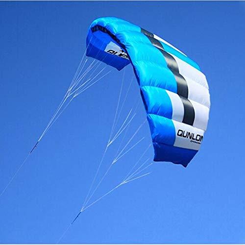 Tylyund Aquilone Dual Line Power Kite Parafoil Kiteboard Attrezzatura da Kitesurf Aquiloni per Adulti Cometas Infantili Che Volano Allaperto