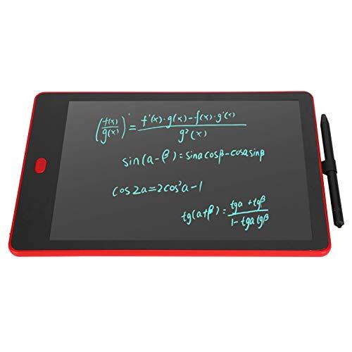 SALUTUYA Tableta de Escritura del LCD, Tablero de Escritura Ligero Azul de los filtros para la Oficina de la Escuela en el hogar de los niños
