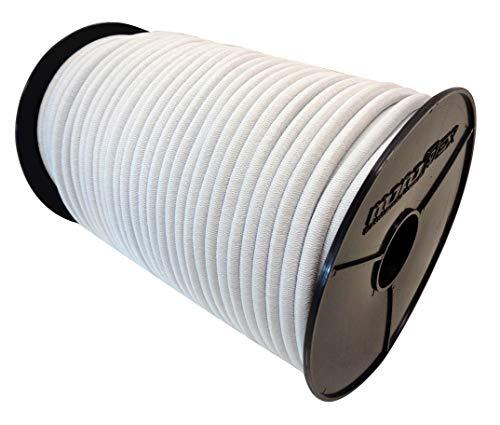 Cuerda elástica de 4 mm – 10 mm con revestimiento de polietileno...