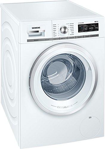 Siemens wm14W59a autonome Belastung Bevor 8kg 1381tr/min A + + + Weiß Waschmaschine–Waschmaschinen (autonome, bevor Belastung, weiß, links, weiß, 8kg)