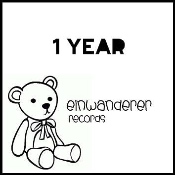1 Year Of Einwanderer Records