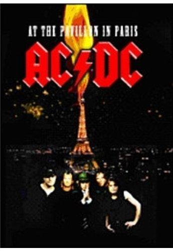 AC/DC - At the Pavillon in Paris