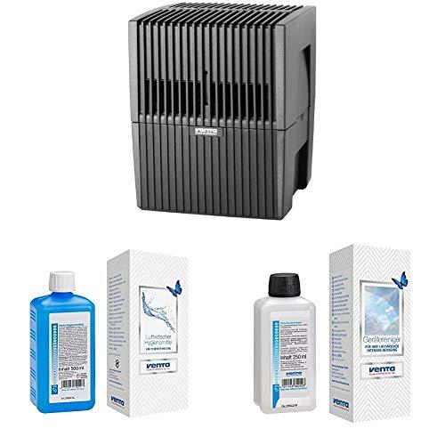 Venta 7015401 Luftwäscher LW 15 anthrazit/metallic + Hygienemittel + Reiniger