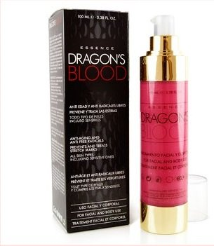 myglamy 100ml Luxus Dragon 's Blood dekol té Crema sangre Serum retinol 100% BIO piel Antienvejecimiento renovación