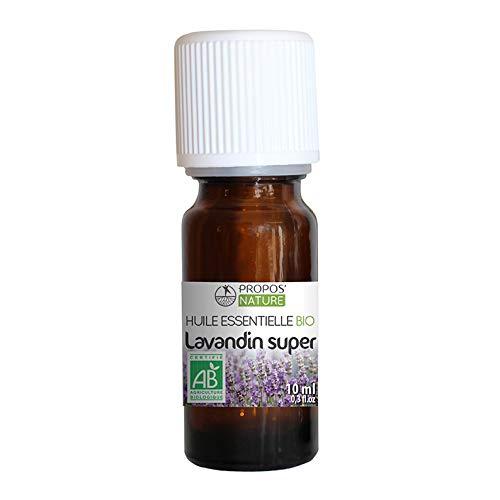 Huile essentielle Lavandin Super Bio 10ml