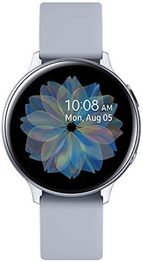Samsung galaxy watch active2 smartwatch bluetooth SM-R820NZSAITV