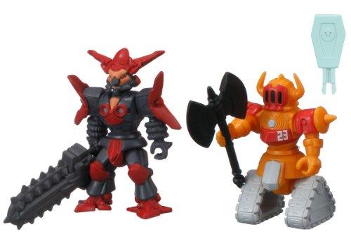 The Little Battlers - LBX Battle Custom Figure Set LBX Hakai-o Z & LBX Buld(Ryu) (Completed Figures Set)