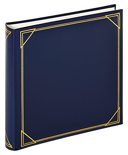 walther design Classicalbum Standard, blau, 30 x 30 cm