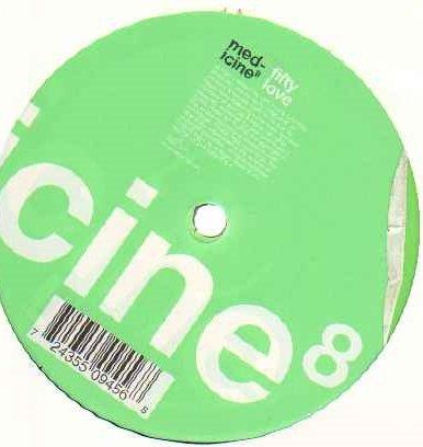 MEDICINE 8 - OXYGEN SEEDS - 10 inch vinyl record