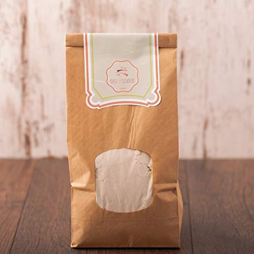 süssundclever.de® Amaranthmehl Bio | 1 kg | Premium Qualität | unbehandelt | hochwertiges Naturprodukt | plastikfrei und ökologisch-nachhaltig abgefüllt