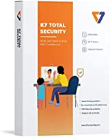 K7 Total Security - 1 PC, 3 Years (CD)