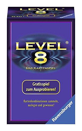 Ravensburger Kartenspiele 92933 - Level 8 Sample