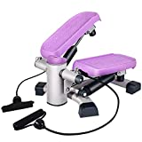 Lcxghs Startseite Stepper, Aerobic Mini Stepper, Up-Down Stepper, Step Trainer, Seitwärts-Stepper,...
