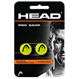 HEAD PRO Damp, Tennis Accessori Unisex Adulto, Yellow, One Size