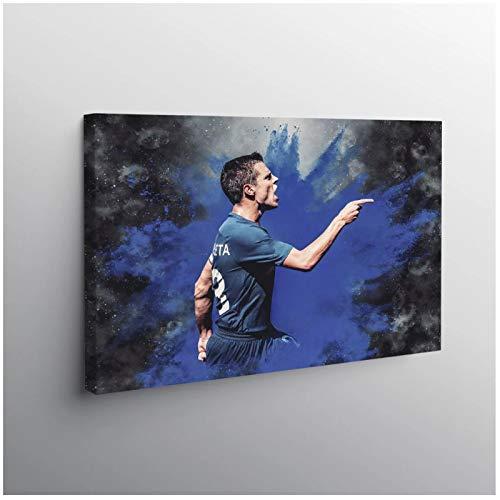 César Azpilicueta lienzo pared arte decoración impresiones para sala de estar hogar dormitorio decoración pintura decorativa -60x90cmx1pcs- sin marco