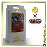 Victini 10/145 Holo - #myboost X Sole E Luna 2 Gardiani Nascenti - Box di 10 Carte Pokémon Italiane