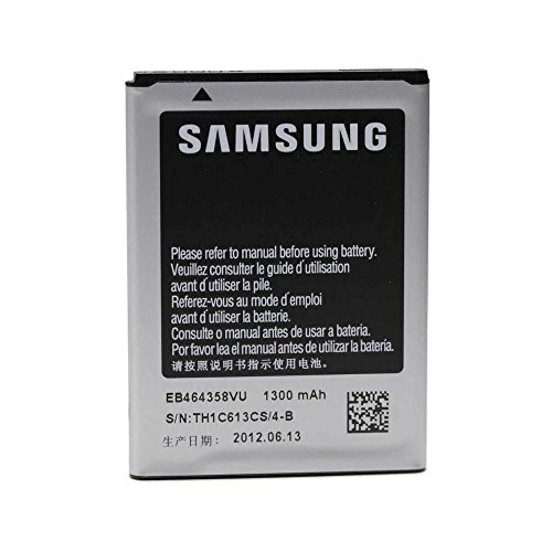 Samsung EB-464358VUCSTD Batteria 1,300mAh per Galaxy Mini 2 e Galaxy Ace Plus
