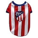 Atletico de Madrid SH-01S-ATL Camiseta para Perro, Talla S