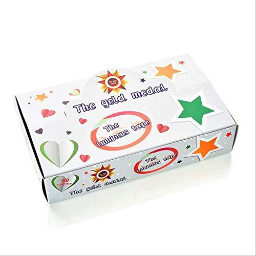 50 Rolls Glitter Washi Tape Set, Washi Masking Decorative Tapes, Washi Masking Great DIY Decor Scrapbooking Sticker Masking Paper Decoration Tape School Party Supplies Photo #4