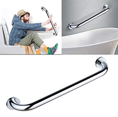 AWJ Haltegriffe für Badezimmer, Edelstahl-Bad Haltegriff Duschgriff für Badewanne Toilette, behinderte ältere Kinder Mobilität Alltagshilfen unterstützen Sicherheitsunterstützungs