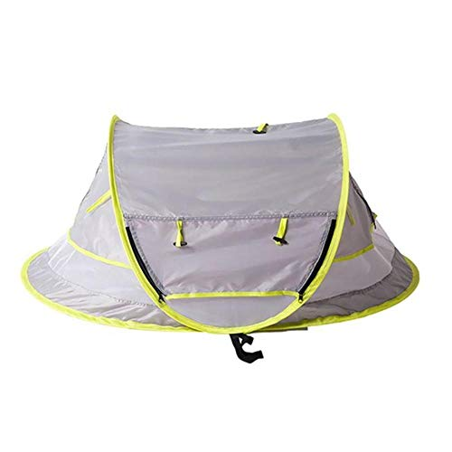 Generic Brands Baby Portable Baby Travel Bed Beach Tent UPF 50+ Sun Shelter Pop Up Mosquito Net And 2 Pegs