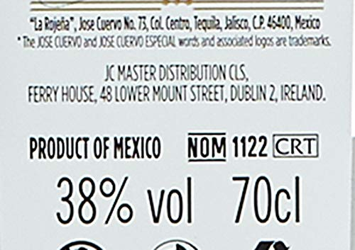 José Cuervo Especial Silver Tequila (1 x 0.7 l) - 2