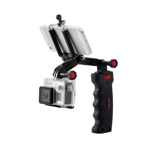 Kamerar KamPro Ergo Hand Grip Handle Kit For GoPro Hero Cameras 1 2 3 3+