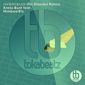 Papierflieger (feat. HimbeerE!s) [Ric Einenkel Remix]