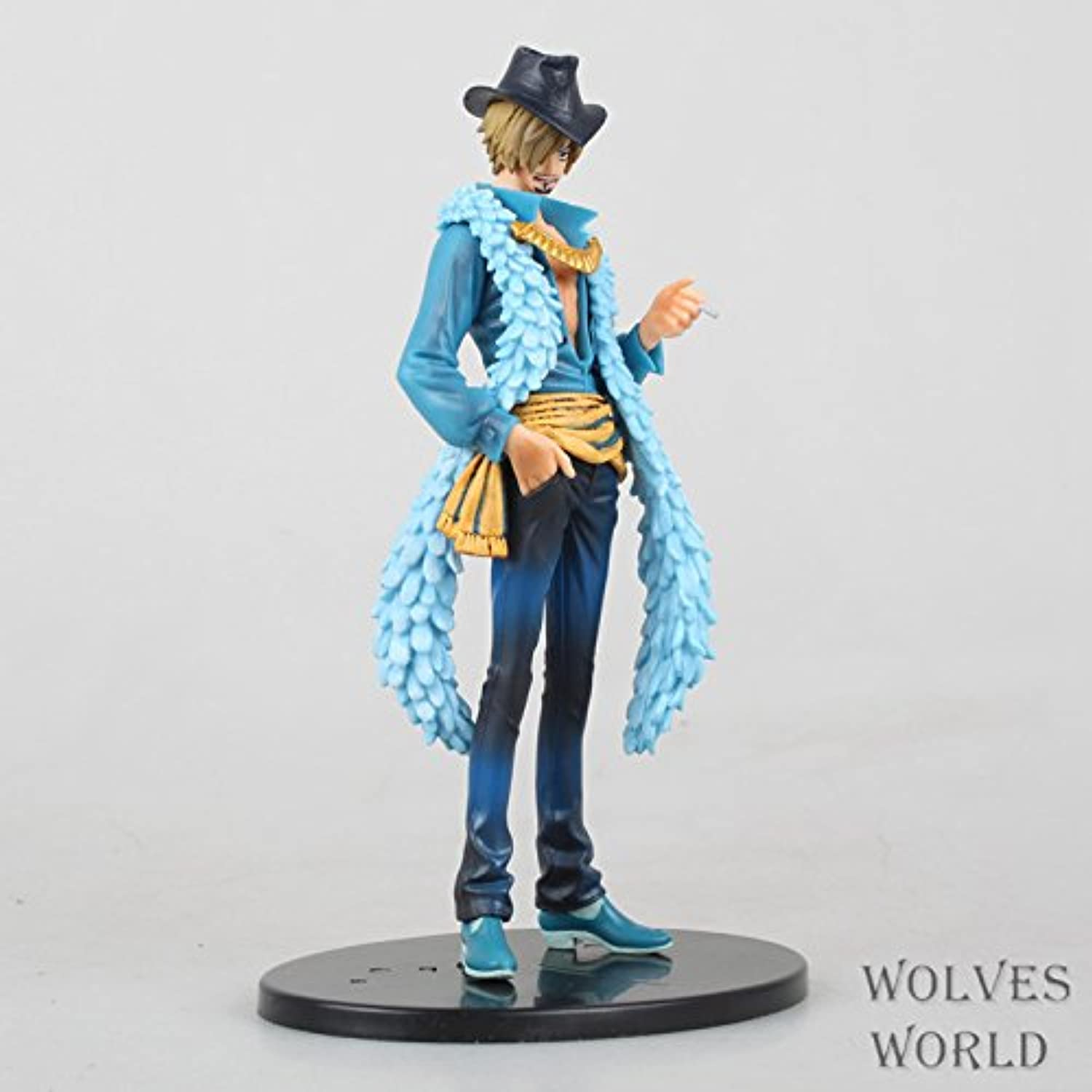 Ch&Ch Air New Voice anime One Piece Sanji single paragraph boxed beautifully hand model
