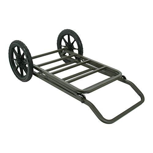 Allen Company Hunting Game Cart, For Elk, Deer, & Antelope, Olive, 76890