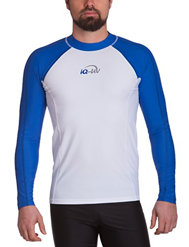 iQ-UV heren UV-shirt Iq 300 Watersport Long Sleeve